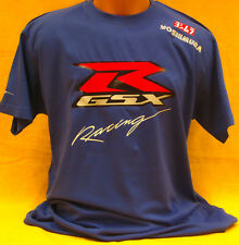 T-SHIRT Racing   GSX-R  MOTOR BIKE 100% COTON Motosport Adventure