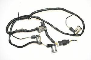 02-10 Mercury Mountaineer Parking Aid System Sensor Backup Reverse Assist SET OE