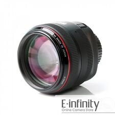 BRAND NEW Canon EF 85mm f/1.2 L II USM Prime Lens for EOS DSLR EXPRESS