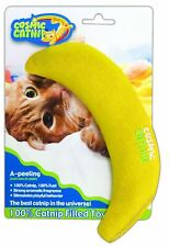 Cosmic Catnip Banana - A-Peeling Yellow