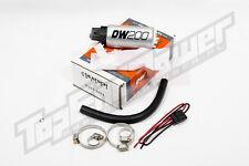 Fuel Pump Kit 255LPH for Nissan 200sx Silvia S14 S15 SR20DET Deatschwerks DW200