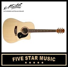 MATON SRS60C ALL SOLID ACOUSTIC CUTAWAY GUITAR w' AP5 PICKUP & CASE NEW SRS-60