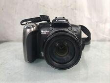 Canon PowerShot SX20 IS Digital Camera - 12.1MP, 20X Zoom