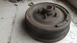 "NOS 1963 1964 1965 Ford Front Brake Drum 11""x 3"" Galaxie 427"