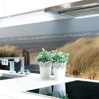 Küchenrückwand Ostsee Strand Premium Hart-PVC 0,4 mm selbstklebend