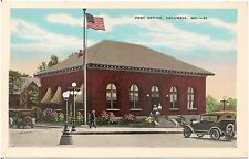 Post Office in Columbia MO Postcard