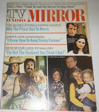 Tv Radio Mirror Magazine Sonny & Cher & Doris Day July 1973 072314R