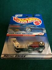"Hot Wheels 1998 First Edition ""Whatta Drag"" #36 Of 40 Cars ~ New"
