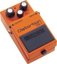 BOSS DS-1 Distortion BRAND NEW Guitar Effect Pedal