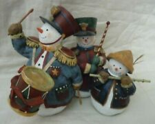 """Lang and Wise """"Star Spangled Parade� Susan Winget Classic Santa Limited Edition"""