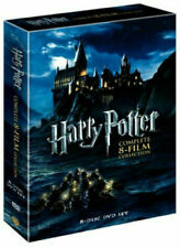 Harry Potter: Complete 8-Film Collection (Dvd, 2011, 8-Disc Set ) New & Sealed