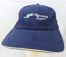 Tillsonburg Airport Canada baseball cap hat adjustable aviation flying