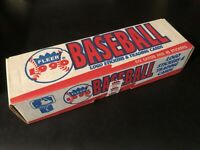 FLEER 1990 Baseball Cards Complete Set 672 Cards + 45 Stickers Factory Sealed