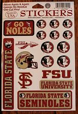 Florida State Seminoles College Football Decal Stickers NCAA College Football