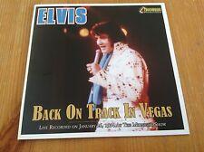 Elvis Presley cd - Back on track in Vegas