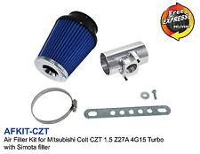 Luftfilter Induction Kit fur Mitsubishi Colt CZT 1.5 Z27A 4G15 Turbo SMART For4