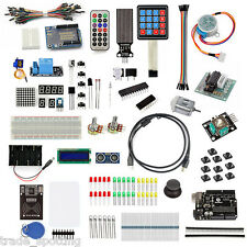 SainSmart New RFID Master Starter Kit for Arduino with Tutorial, UNO R3