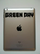 1 x Green Day Decal - Vinyl Sticker for iPad Tablet Greenday Music Band