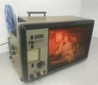 Eumig RS 3000 High Quality Sound SUPER 8 CINE PROJECTOR TV style  VIEWER