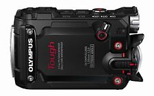 NEW OLYMPUS STYLUS TG-Tracker Action Camera BLK Black  BK