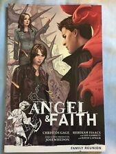 Angel and Faith Volume 3: Family Reunion Tpb Comic Book