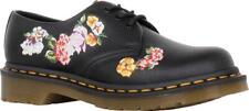 Women's Shoes Dr. Martens 1461 VONDA II Leather Floral Oxfords 24724001 BLACK