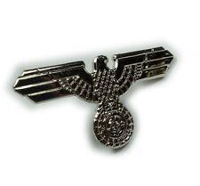 German WW2 Sniper SCOPE WW1 CHROME Military Hat Jacket Tie Tack Lapel Pin