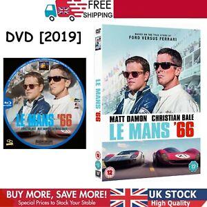 12 CA139XX Le Mans 66 DVD 2019
