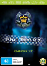 BLUE HEELERS - COLLECTION 4 - SEASON 11 12 13 14  -   DVD - UK Compatible