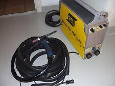 ESAB  Lorch   Handytig 180 210  AC/DC WIG Schweißgerät