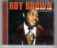 (HG546) Roy Brown, Good Rockin' Tonight - 2004 CD