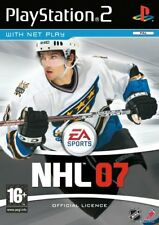 NHL 07 (PS2) - Game  ZMVG The Cheap Fast Free Post