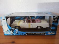 ( GO ) 1:18 Maisto Mercedes Benz 280 SE 1967 NEUF / EMBALLAGE D'ORIGINE