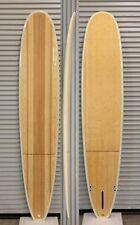 """8'8"""" x 22.5"""" x 2.88"""" Epoxy EPS Surfboard DK Bamboo Veneer Longboard California"""