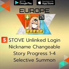 [Europe] Faithless Lidica | Epic Seven Epic 7 Name Change ML Starter Account