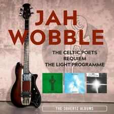 Jah Wobble - Celtic Poets / Requiem / Light Programme: 30 Hertz Albums [New CD]