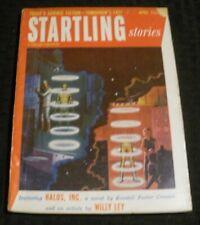 1953 April  STARTLING STORIES Pulp Magazine v.29 #2 VG 4.0 Kendell Crossen