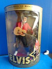 1993 ELVIS PRESLEY DOLL BY HASBRO- JAILHOUSE ROCK EDITION MIB