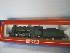 Märklin HO/AC 3092 Dampf Lok S 3/6 BR 3673 KBaySts  (RG/CJ/140-79S2/4)