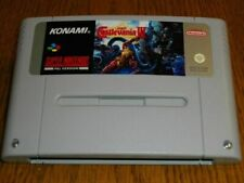 Super Castlevania IV 4 für Super Nintendo SNES