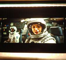 Interstellar IMAX 70mm One Single Film Frame - Brand in Wormhole Scene