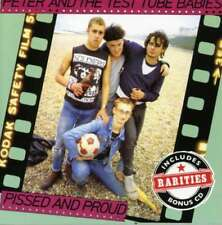 Peter And The Test Tube Babies - Pissed Et Proud Nouveau CD