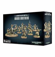 Genestealer Cults Brood Brothers - Warhammer 40k - Brand New! 51-57