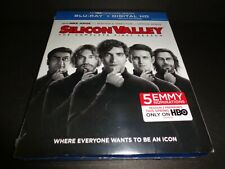 SILICON VALLEY-SEAS 1-Computer nerds hope to strike it rich in high-tech-Blu Ray