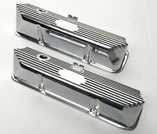 Brand New Ford FE No Name Polished Valve Covers
