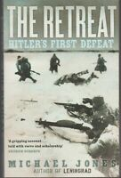 BOOK MILITARY WAR THE RETREAT HITLER,S FIRST DEFEAT 328 PAGES ILLUSTRATED