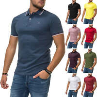 Jack & Jones Herren Poloshirt Kurzarmshirt Business Freizeit Shirt SALE %