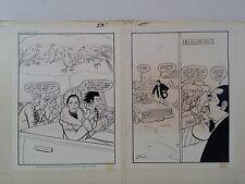 ORIGINAL PRINTER GUIDE DC 448 PG SUPER HEROES BIG BIG BOOK 278 & 299 Joker Pengu