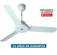 Ventilador de techo Vortice 61260 NORDIK DESIGN 1S 120 blanco