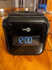 DOCK & CLOCK ALARM CLOCK RADIO FOR YOUR iPOD by NEXT PLAY